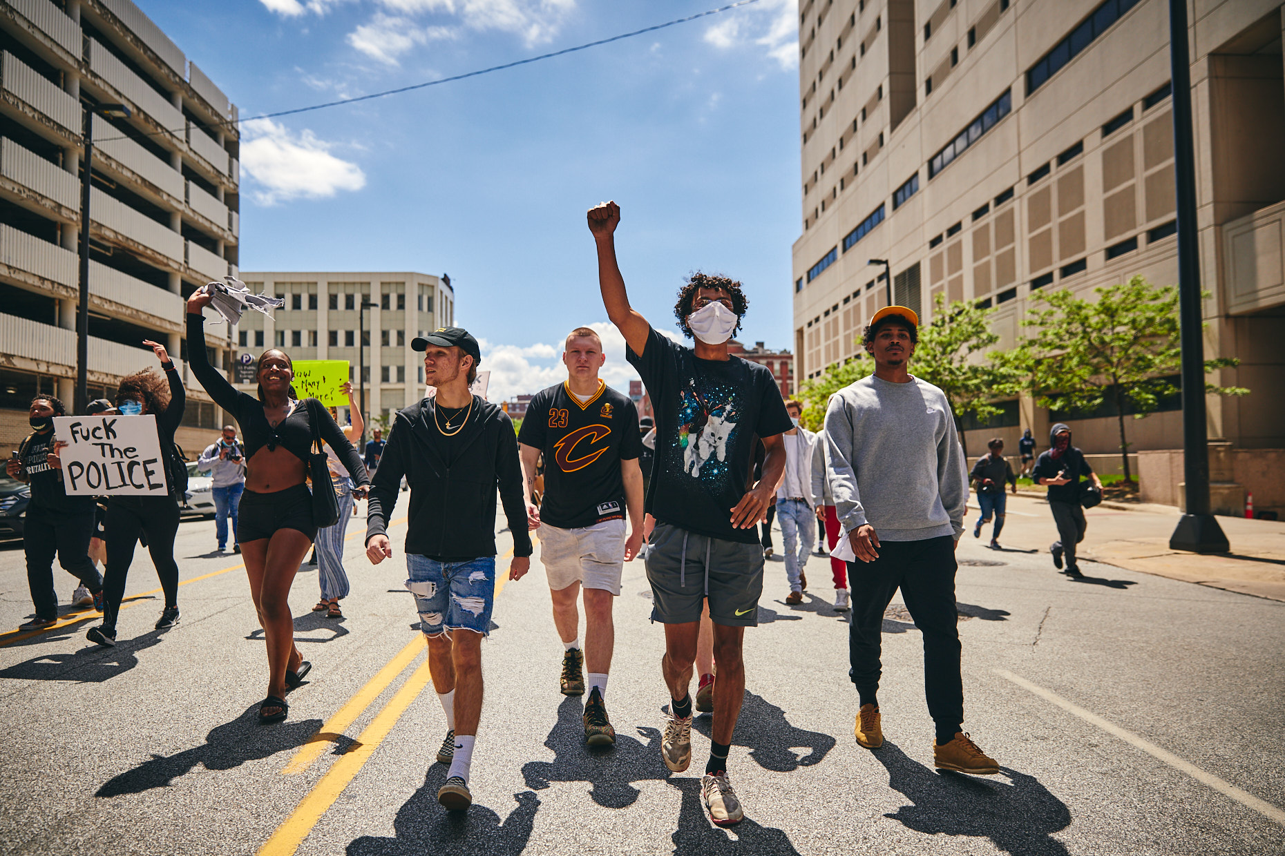 Cleveland_Floyd_Protest_13
